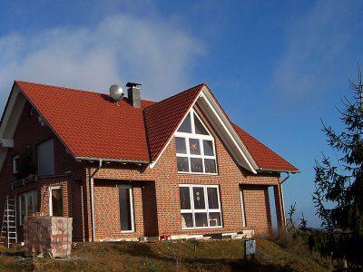Framke Dachdecker: Dachkonstruktion, Erkerkonstruktion