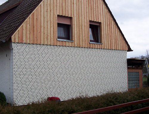 Zierer-Fassade (unten)