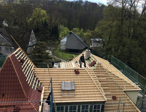 individuelle Dachformen